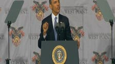 Full speech: Obama outlays U.S. foreign policy