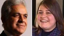 Sabahi daughter says father fought 'unequal' election battle