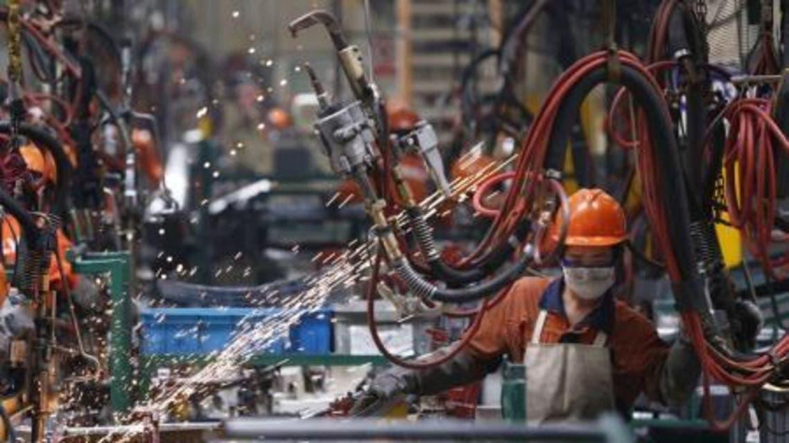 مصانع في الصين