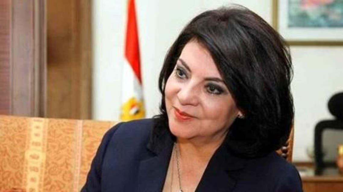 أكدت وزيرة الإعلام المصرية درية شرف الدين