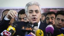 مصر: حمدین صباحی کا صدارتی انتخاب میں اعترافِ شکست