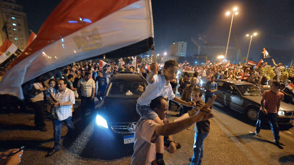 Celebrating Sisi in Egypt