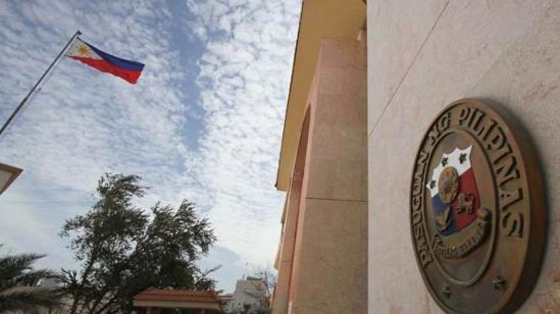 Filipinos detained in Qatar.