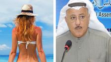 Kuwait MP to resign if 'bikini ban' approved