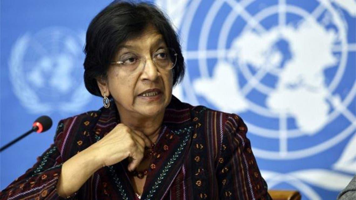 نافي بيلاي، المفوضة السامية لحقوق الإنسان
