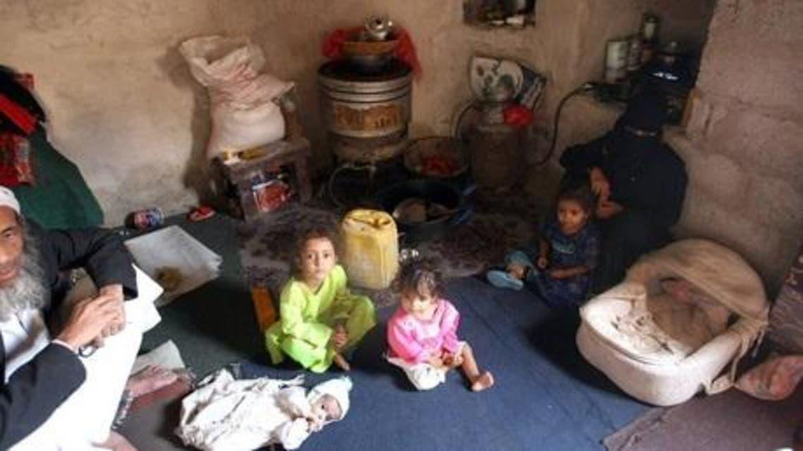 فقر جوع مجاعة اليمن