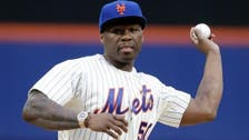 50 Cent throws worst 1st pitch at Citi Field