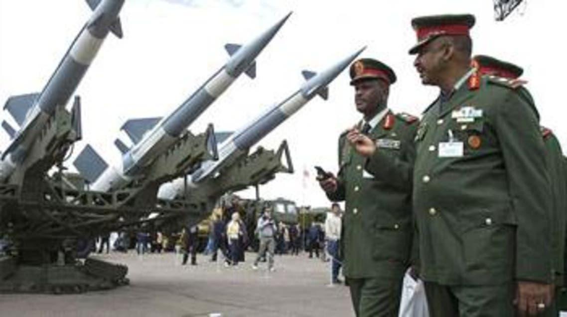 نیروی موشکی سودان