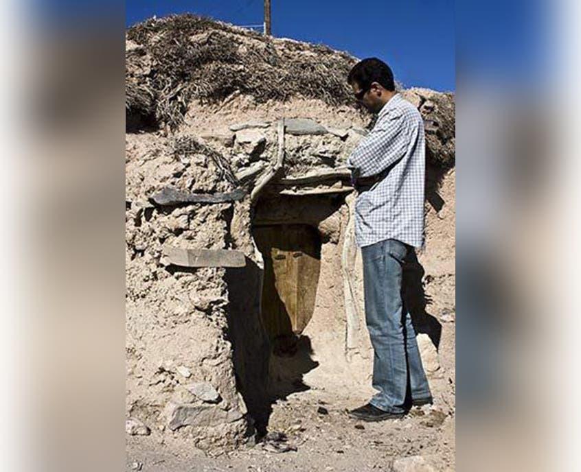 علماء آثار يدعون وجود الأقزام في ايران