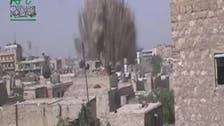 نسف نفق لقوات الأسد في حلب ومقتل 40 جندياً