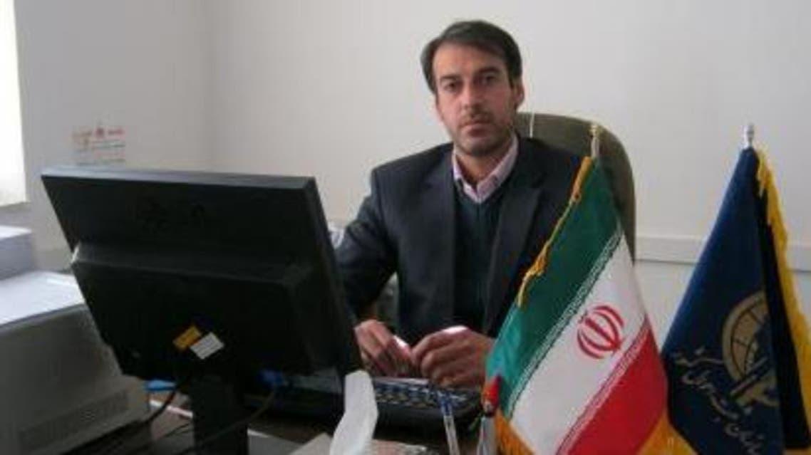 علیرضا عابچین زاده رئیس ثبت و احوال کشور