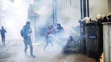 Turkish police fire teargas against Istanbul protesters