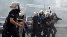 Turkey beefs up security on protest anniversary day