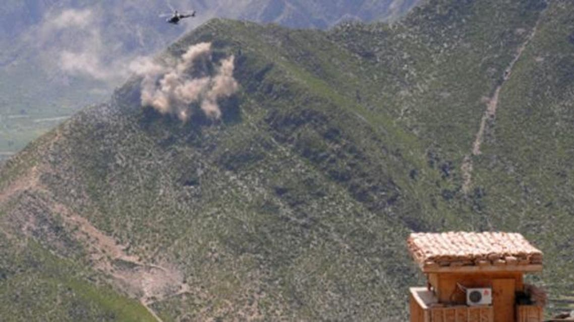 Pakistan attack on Afghan...