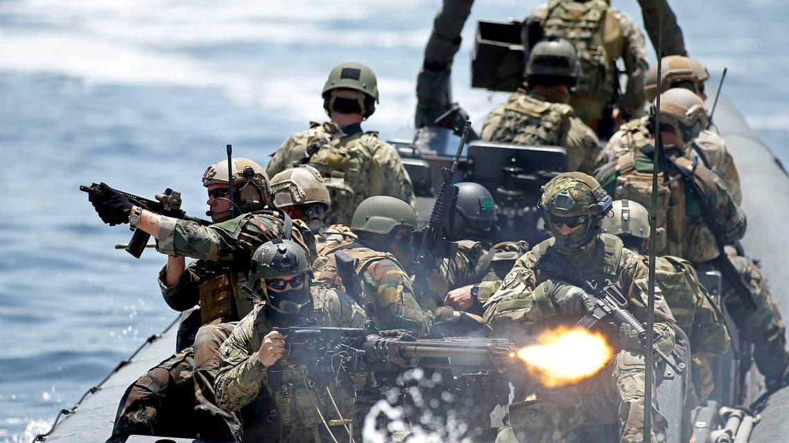 Special Forces Reuters