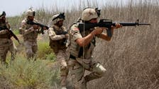 Clashes near Iraq's Fallujah as conflict toll reaches 366