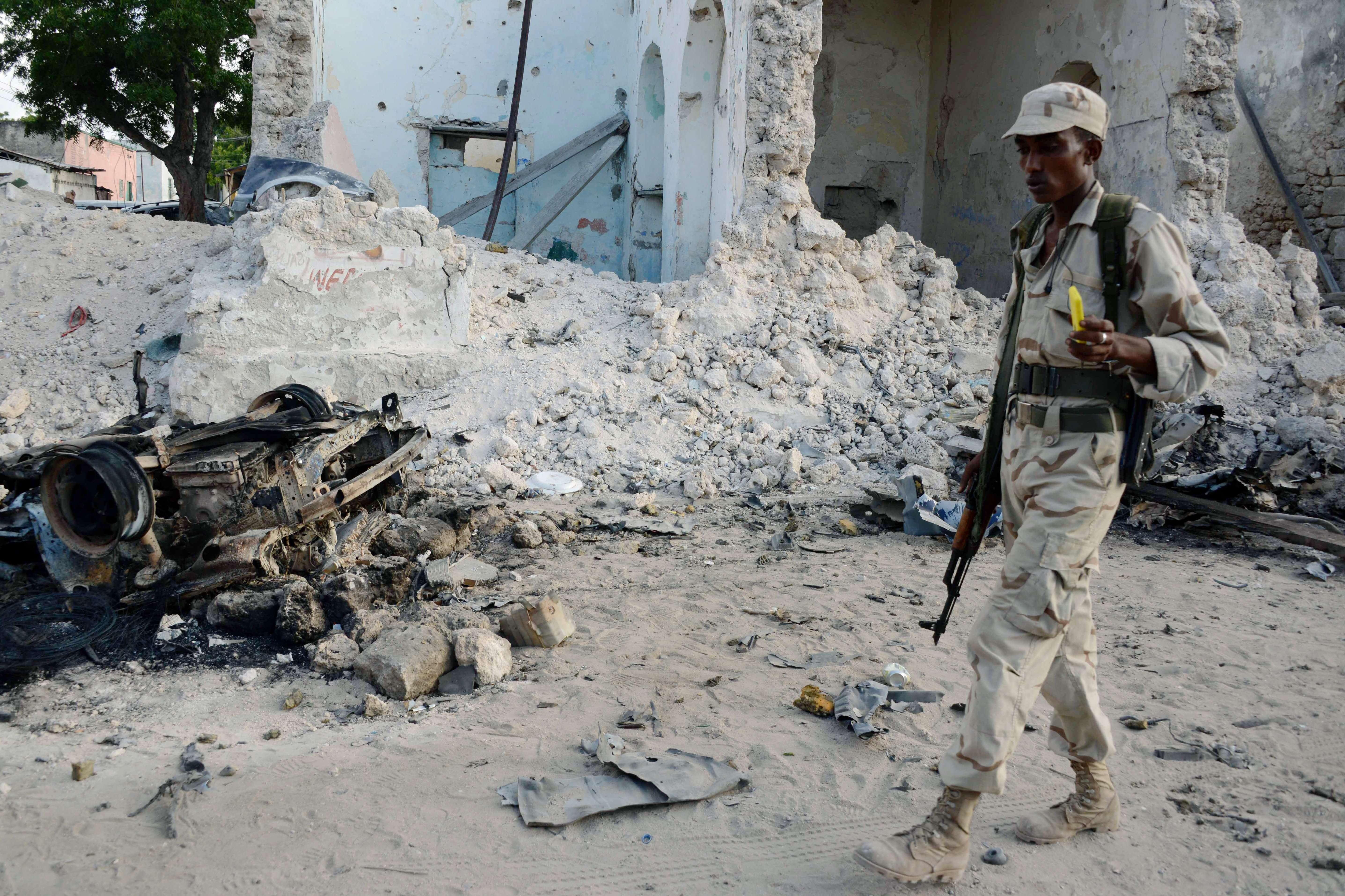 Somalia militant attacks intensify