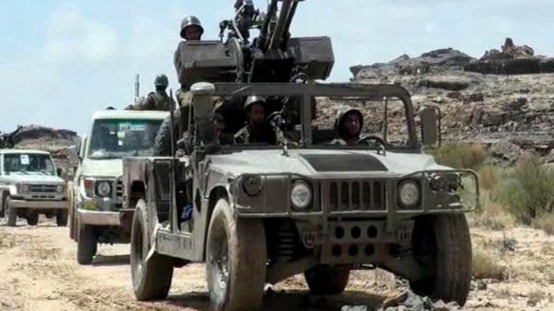 قصف مدفعي بين الحوثيين والجيش اليمني