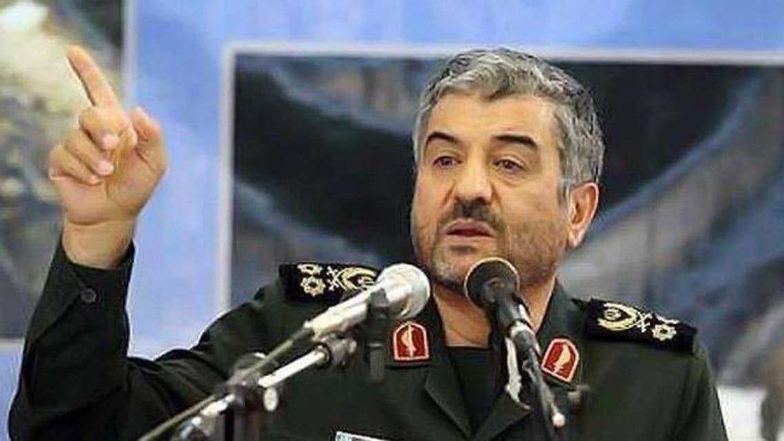 اللواء محمد علي جعفري قائد الحرس الثوري الإيراني