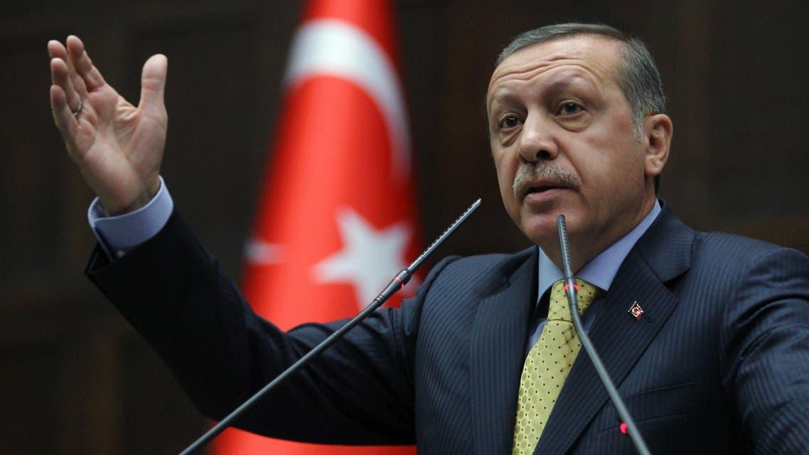 Erdogan Turkey AFP