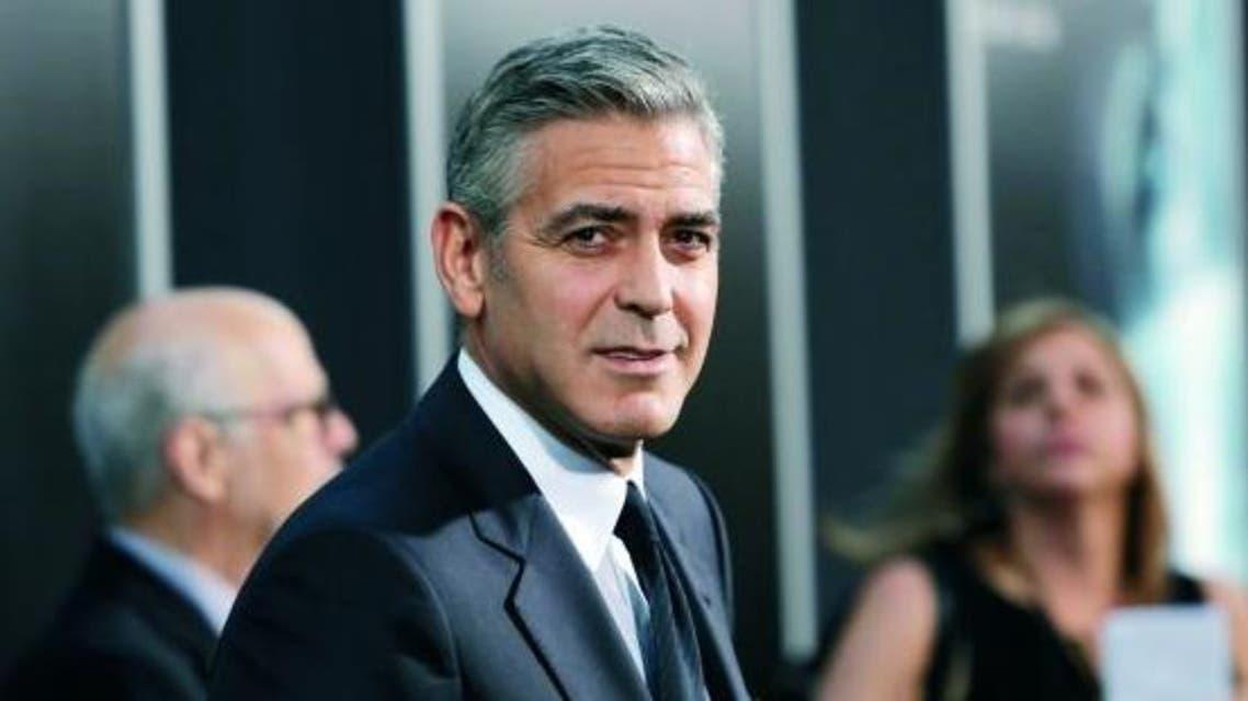 George Clooney Reuters