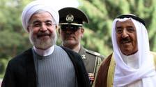 Kuwait's emir makes landmark visit to Iran