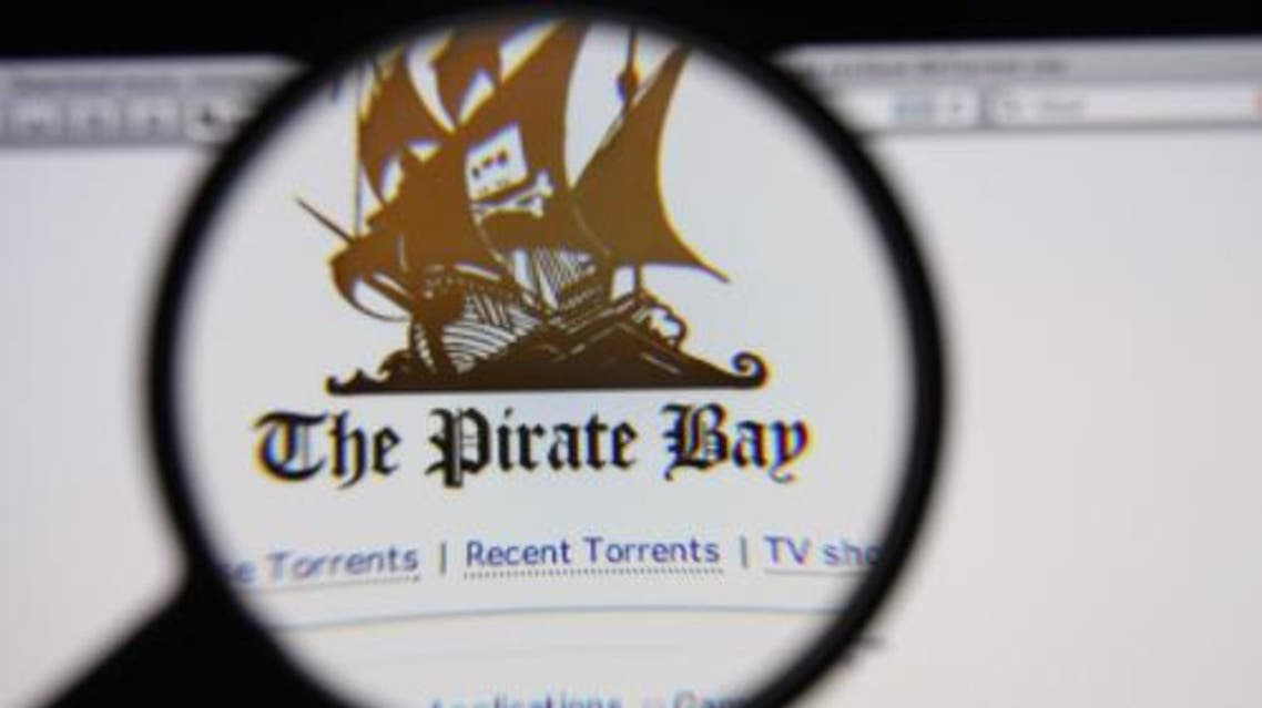 The Pirate Bay allows users to skirt copyright fees and share music, films and other files using bit torrent technology. (File photo: Shutterstock)