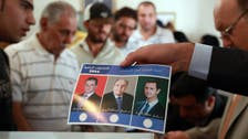 Syria: 95% of registered expats voted in election