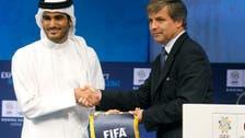 Blatter, Valcke remain silent over Qatar bid