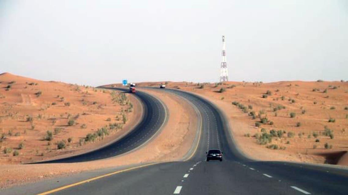 طريق الجوف - حائل