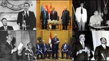 بالصور.. كيف وأين أدى رؤساء مصر اليمين القانونية؟