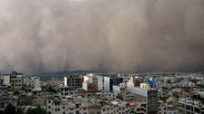 Tehran warned of new sandstorm as death toll hits five