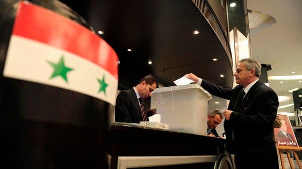 بشار الأسد يمرر انتخابات برلمانه بمرسوم جديد