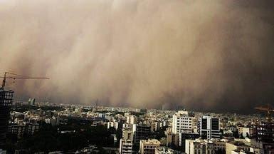 بعد غرقها بالظلام بالعاصفة الأولى.. طهران تنتظر أخرى