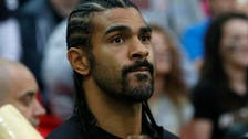 British champion boxer David Haye hopes to set new world record in Dubai