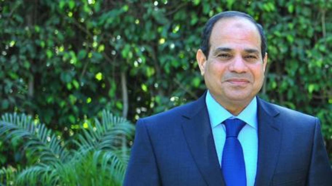 Photo courtesy of El-Sisi official campaign
