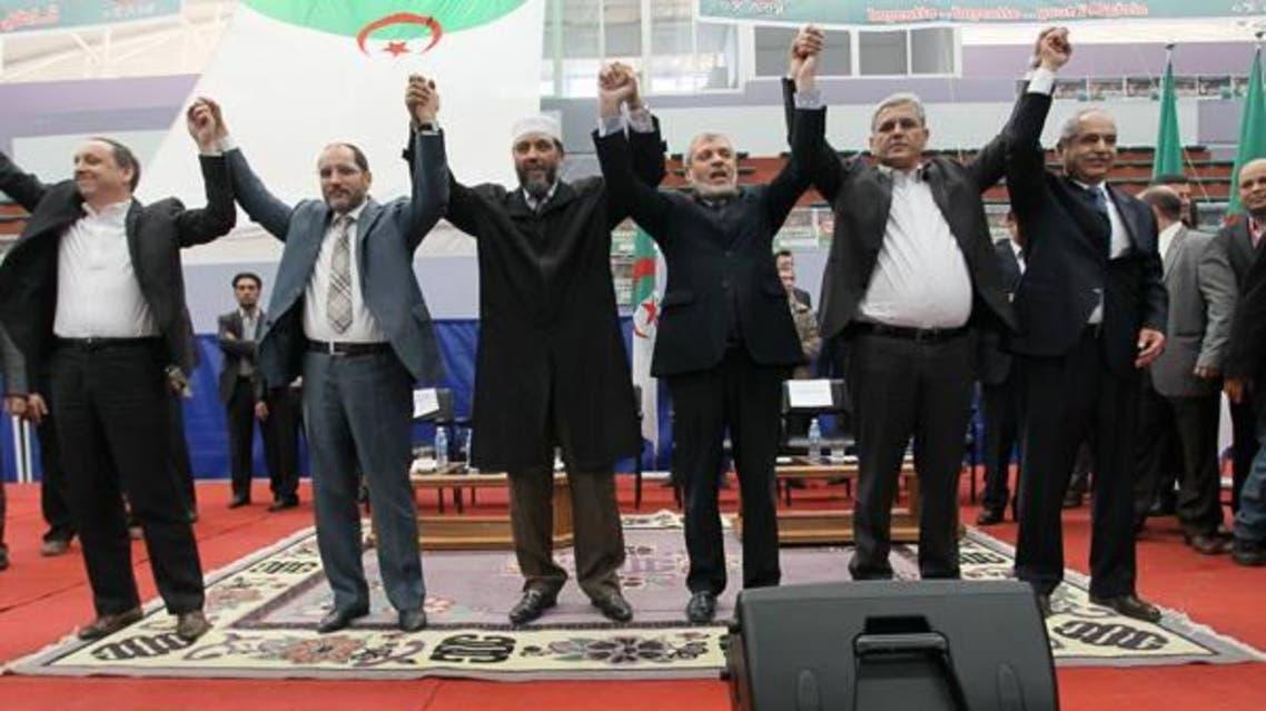 المعارضة في الجزائر