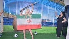 Lebanon's Myriam Klink shoots racy pro-Iran photos