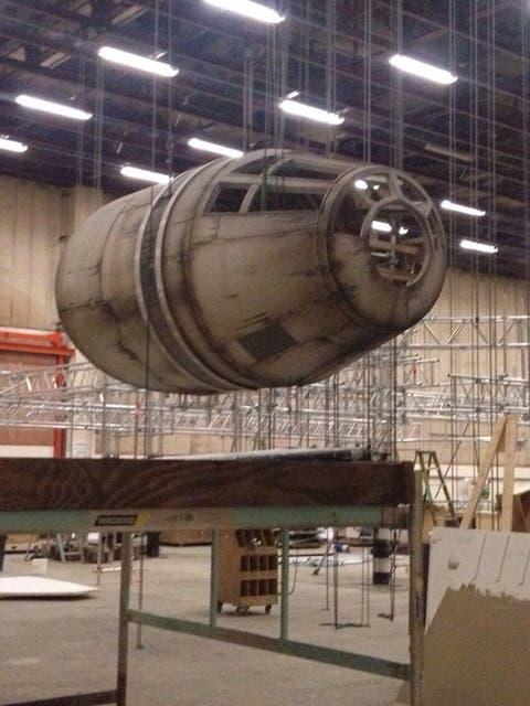 TMZ Star Wars Episode 7