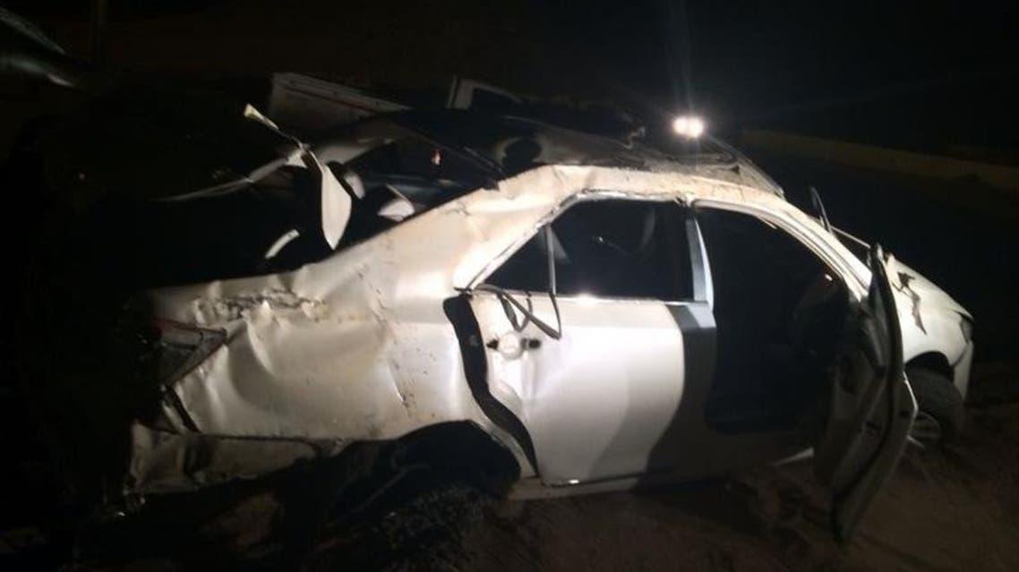 حادث في نجران