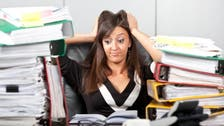 Can't take the stress at work? Keep calm and read on