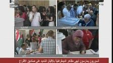 بالفيديو.. فضيحة مراسلة سورية تلقن الناخبين أقوالهم