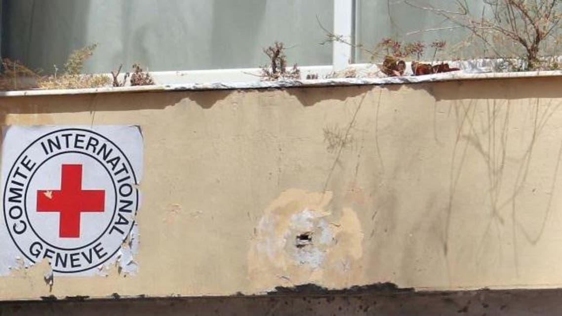 الصليب الاحمر في ليبيا