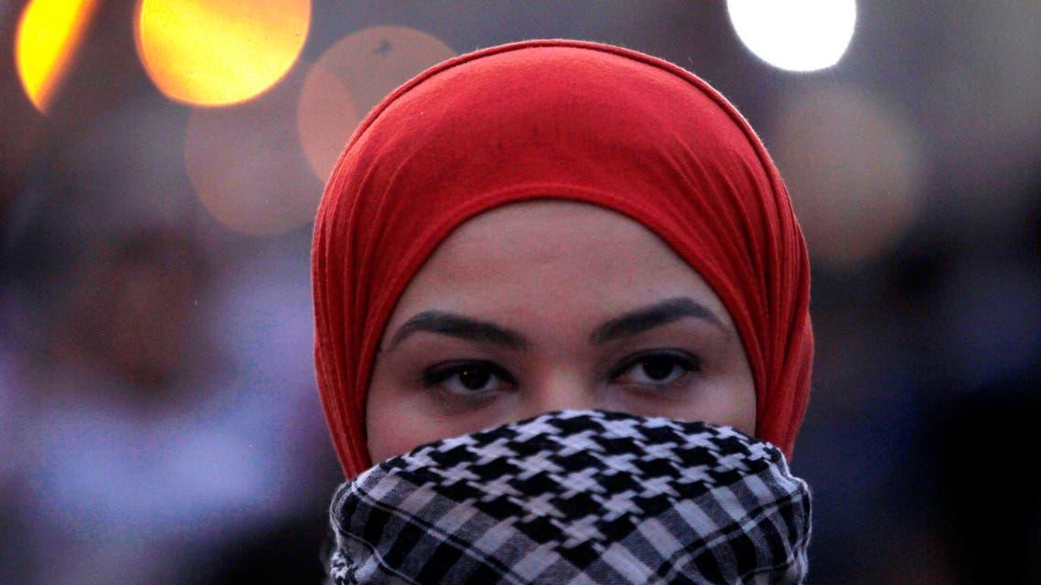 Egyptian women reuters