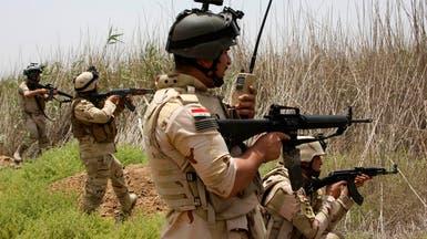 """""""داعش"""" خارج سامراء العراقية"""
