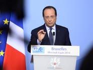 الرئيس الفرنسي يبدأ جولة إفريقية خاطفة