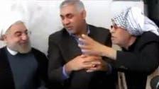 شيخ عربي أهوازي يواجه الرئيس الإيراني وينتقده