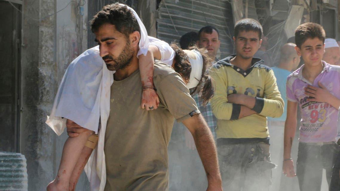 تطورات ميدانية في الحرب السورية
