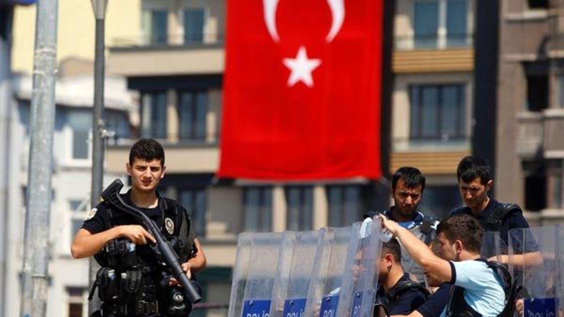 Turkey Court