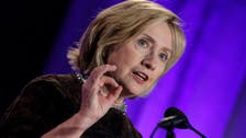 Clinton: arming Syrian rebels was the right move
